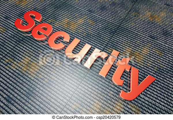 Security - csp20420579