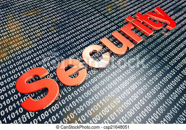 Security - csp21648051