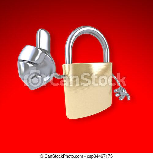 Security - csp34467175