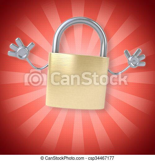 Security - csp34467177
