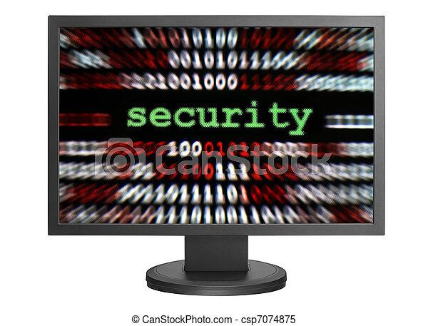 Security  - csp7074875