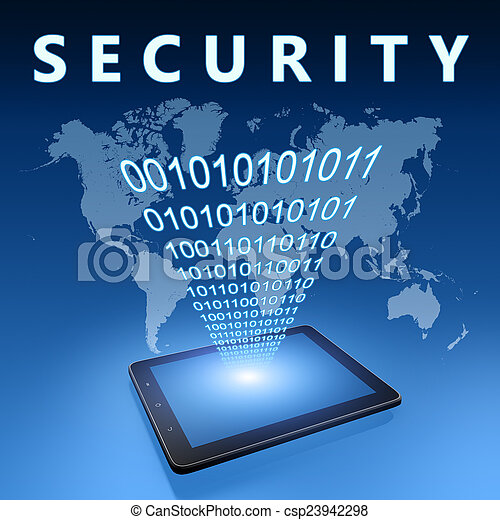 Security - csp23942298