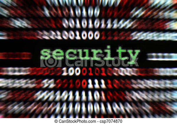 Security  - csp7074870