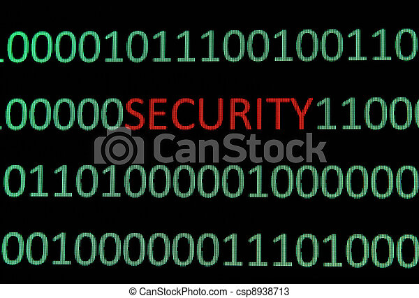 Security - csp8938713