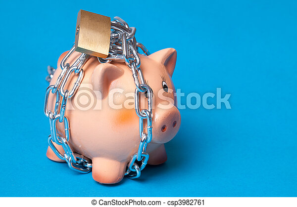 security your investment - csp3982761