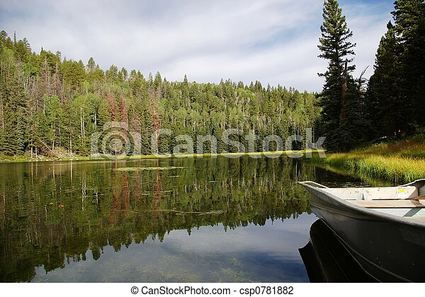 Boot am See - csp0781882