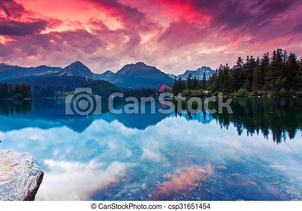 Lake - csp31651454