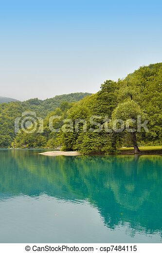 Lake - csp7484115