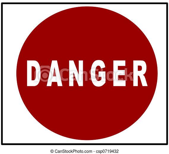 segno pericolo - csp0719432