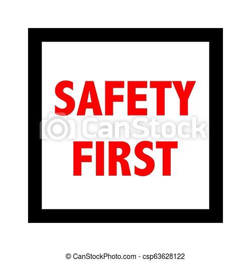 segno., vettore, sicurezza - csp63628122