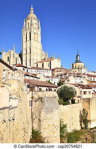 Segovia - csp30754821