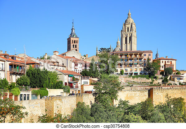 Segovia - csp30754808