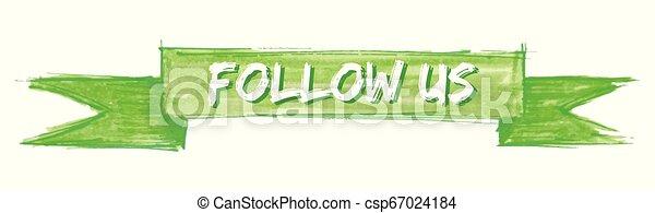 Seguidnos - csp67024184