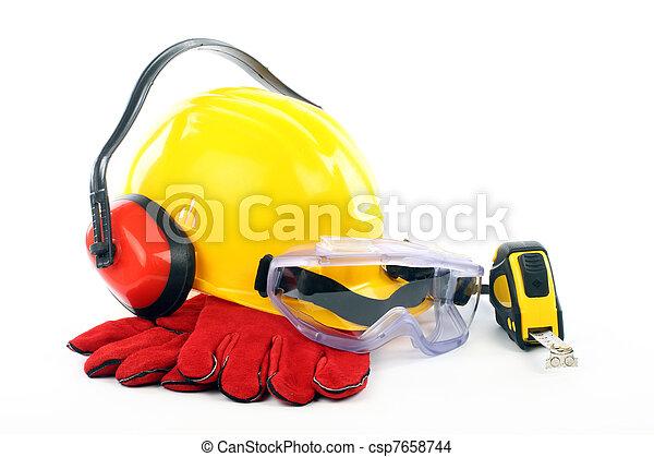 segurança - csp7658744