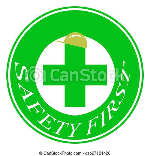 seguridad primero - csp27121426