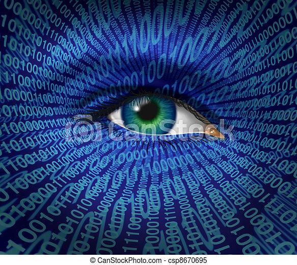 Seguridad tecnológica - csp8670695