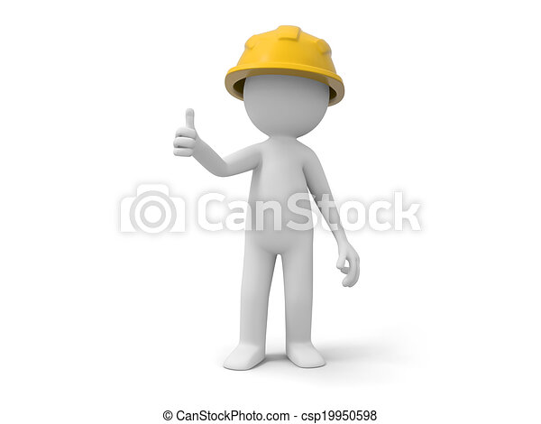 Trabajador de seguridad - csp19950598