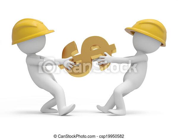 Trabajador de seguridad - csp19950582