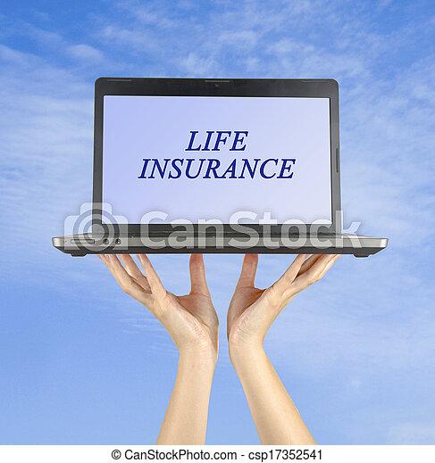 Seguro de vida - csp17352541