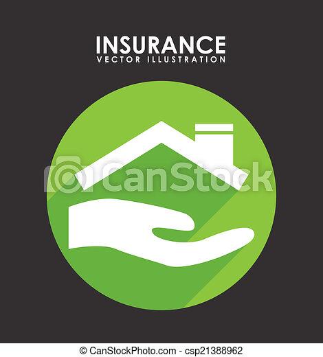 Diseño de seguros - csp21388962