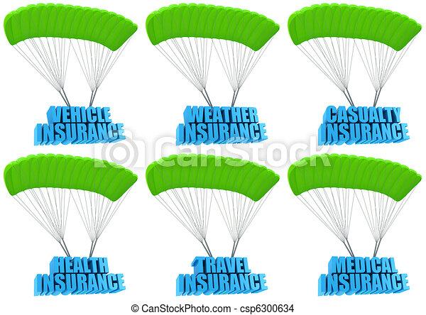 Tipos de seguro - csp6300634