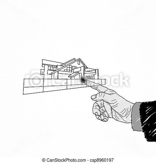 Selección de negocios - csp8960197