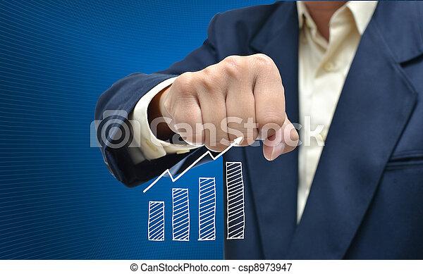 Selección de negocios - csp8973947