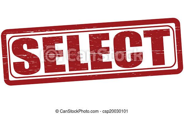 selecione - csp20030101