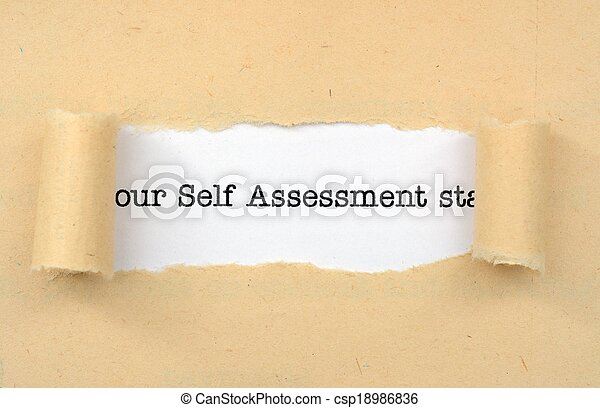 Self assessment - csp18986836