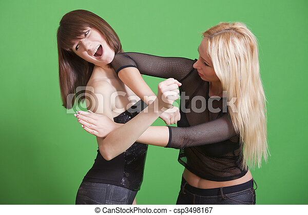 self defence - csp3498167