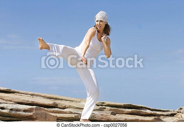 Self defence - csp0027056
