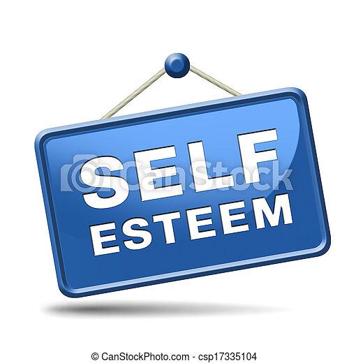 self esteem - csp17335104