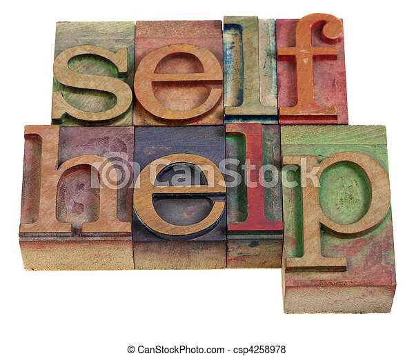 self-help - csp4258978