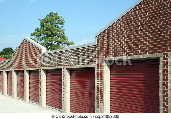 Self Storage Facility Storage Units Used For Personal