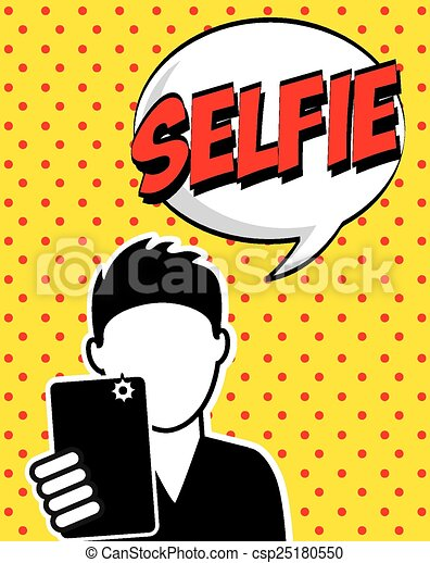 selfie - csp25180550