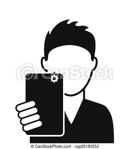 selfie - csp25180552