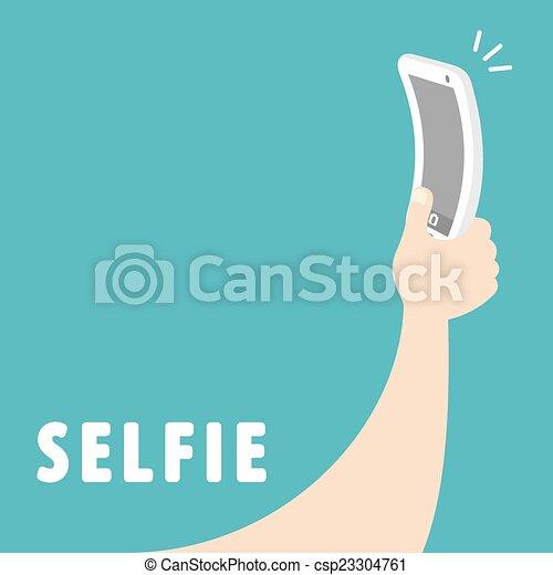 selfie - csp23304761