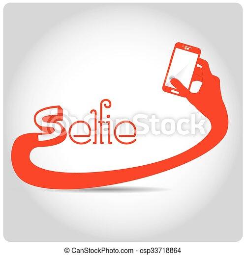 selfie - csp33718864