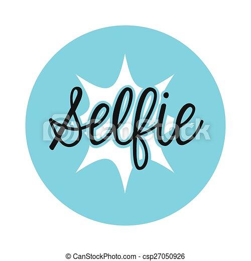 selfie concept  - csp27050926