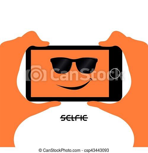 selfie - csp43443093