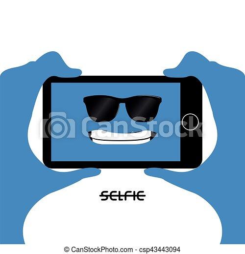 selfie - csp43443094