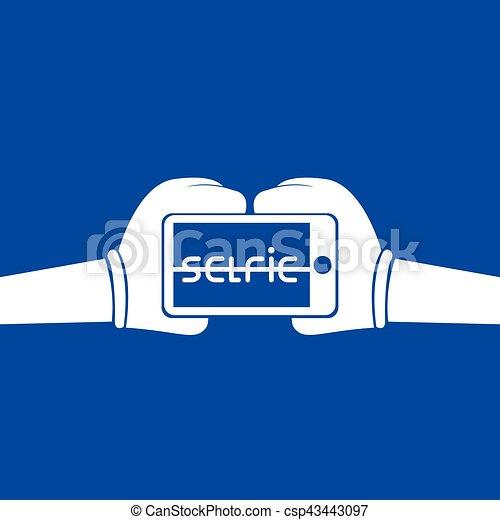 selfie - csp43443097