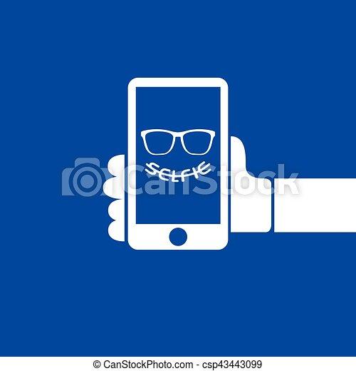 selfie - csp43443099
