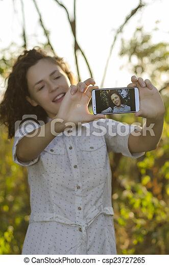 selfie - csp23727265