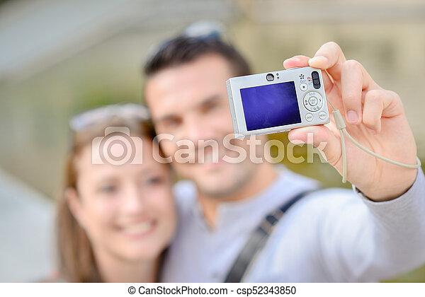 selfie - csp52343850