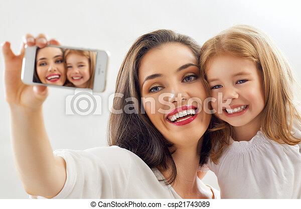 selfie - csp21743089