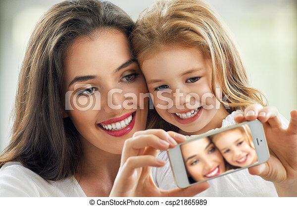 selfie - csp21865989