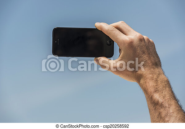 selfie - csp20258592
