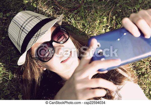 selfie - csp22594034