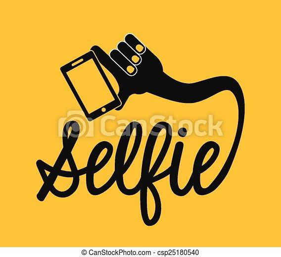selfie - csp25180540